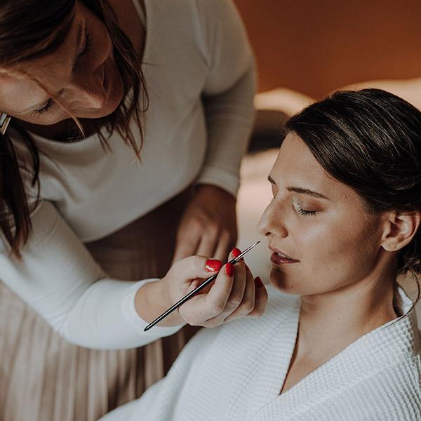 Wedding Augsburg: Hair and Make-up für Bräute, Trauzeugin, Gäste