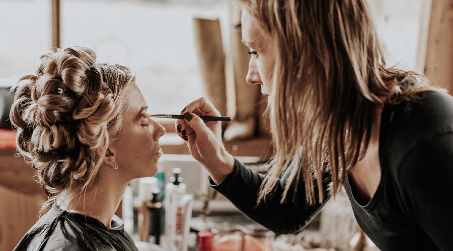 Braut Make-up Augsburg von Catrin Eske